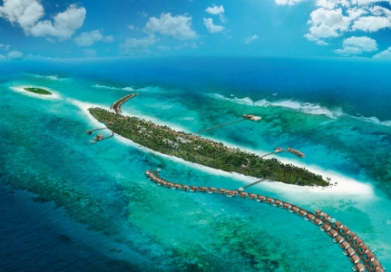 Bekijk accomodatie: The Residence Maldives*****+